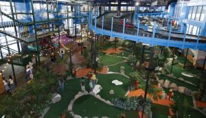 Kalahari Indoor Theme Park Safari Package as presented by Meadowbrook Resort & Dells Packages in Wisconsin Dells