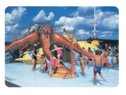 Noah's Ark Waterpark As Presented By Meadowbrook Resort & Dells Packages In Wisconsin Dells