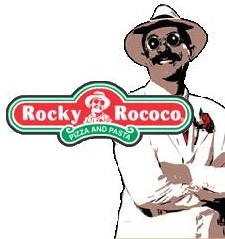 Rocky Rococo Pizza As Presented By Meadowbrook Resort & Dells Packages In Wisconsin Dells