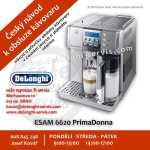 DeLonghi ESAM 6620 PRIMADONNA český návod a manuál