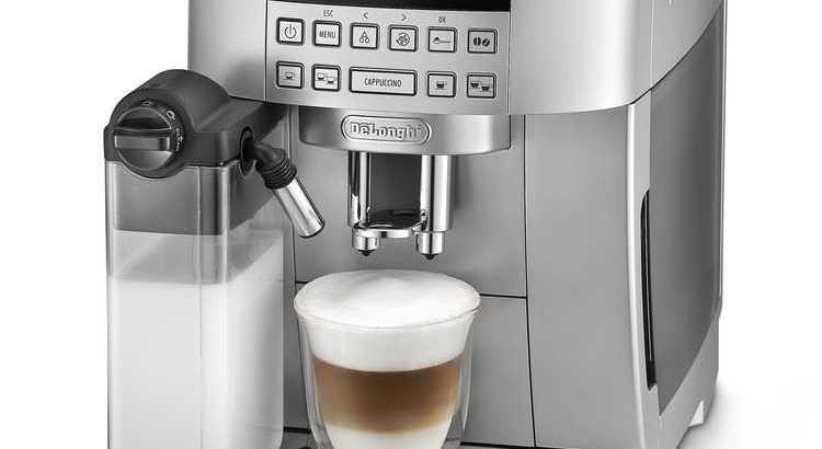 DeLonghi ECAM 22.360.SB Magnifica S Cappuccino