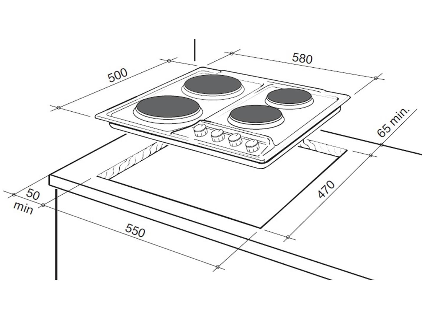 Stove Size
