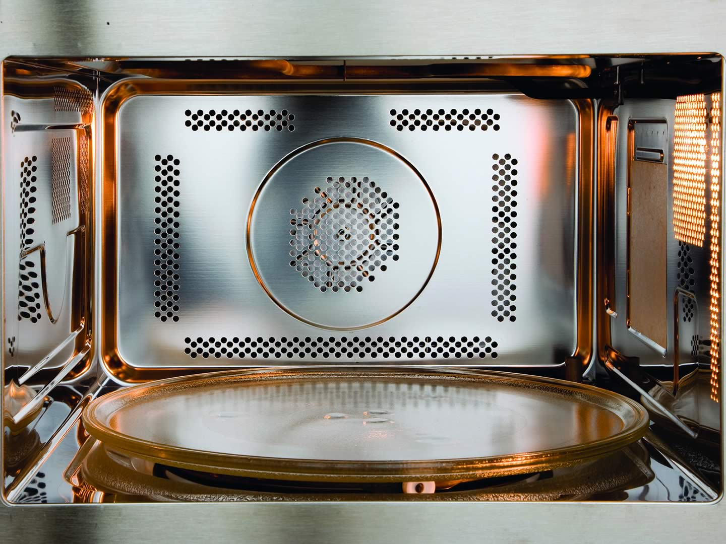built in combination microwave oven