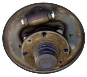 točak sa kočionim cilindrom