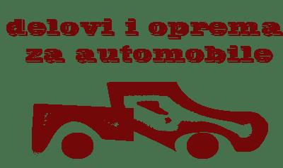 delovi i oprema za automobile