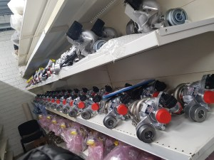 remont turbina i setovi za reparaciju