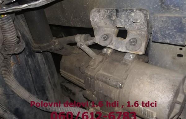 Servo pumpa za motor 1.6 hdi i 1.6 tdci