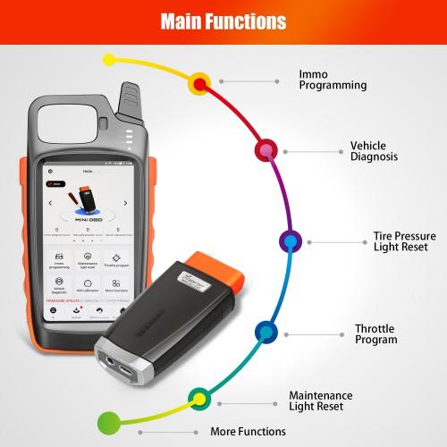 Xhorse VVDI programator kljuceva i obd dijagnostika vozila