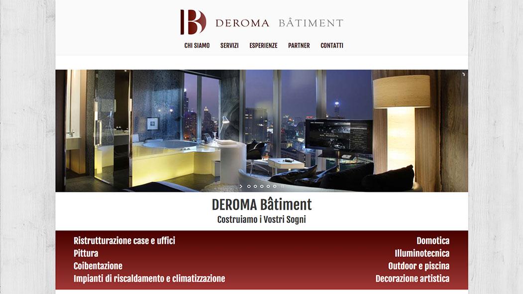 deroma-batiment