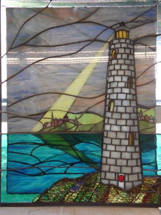 The Cape Lighthouse Delphi Artist Gallery