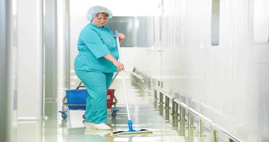 Entreprise de nettoyage - société de nettoyage