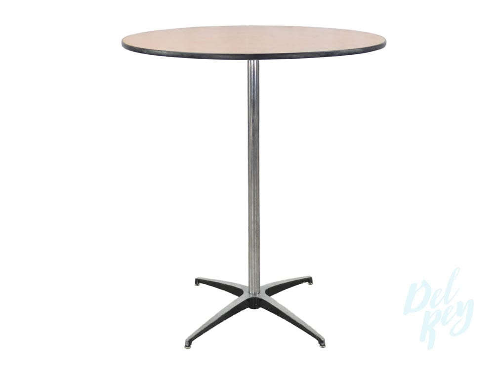 36 round cocktail table