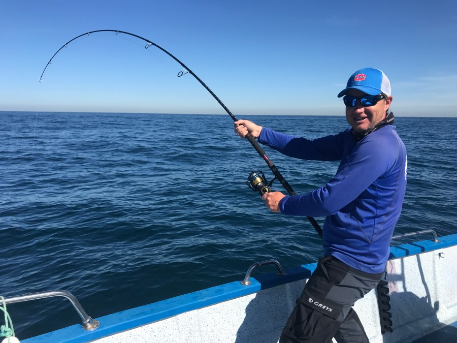 Canne Penn Conflict Offshore Tuna