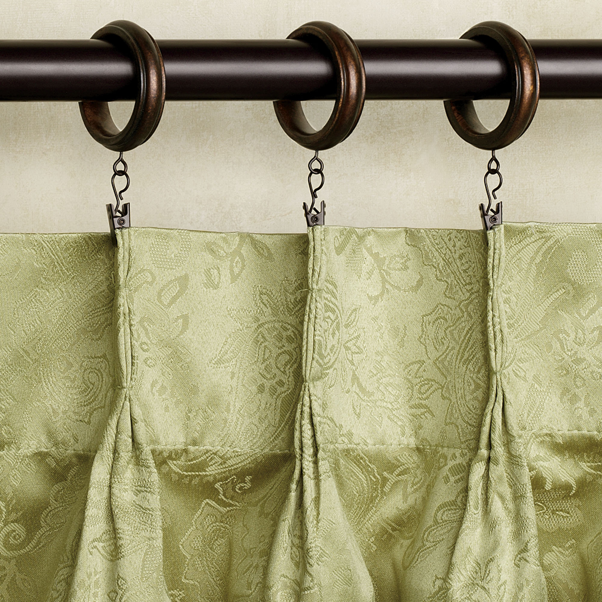 Clip On Curtain Rings Furniture Ideas
