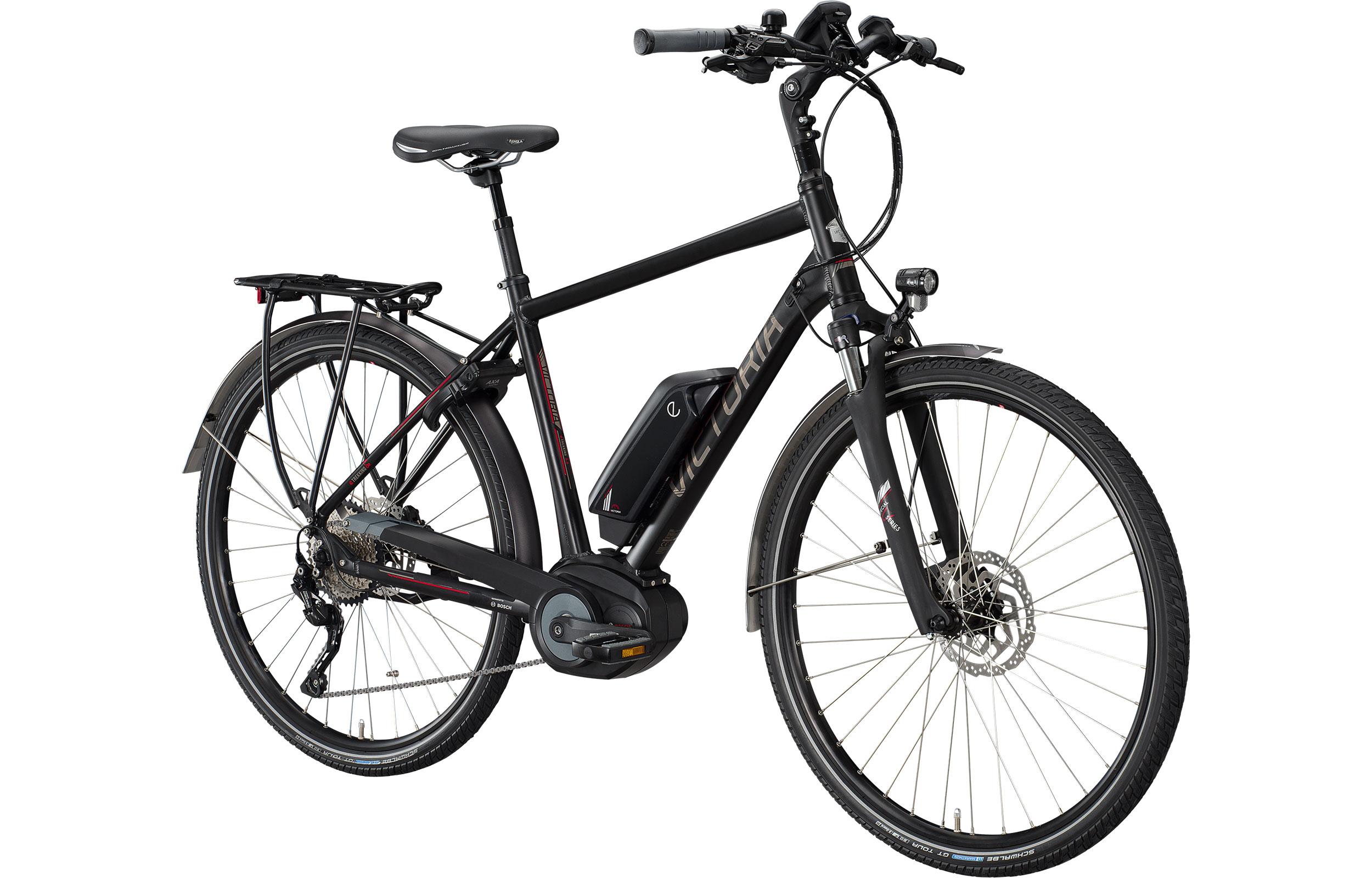 Victoria 8 8 E Bike Trekking Bosch Performance Line Modelj