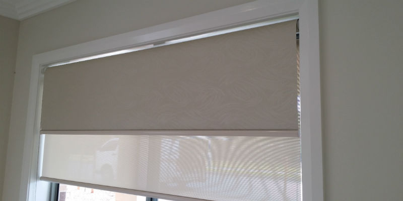 Blinds Block Out All Light