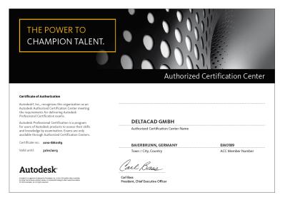 acc-zertifikat
