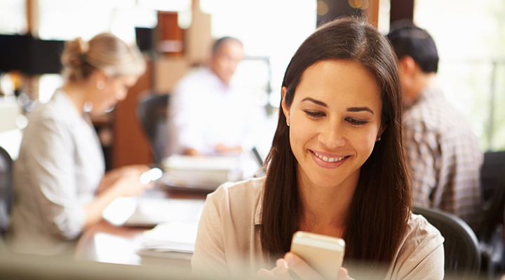 Our mobile app makes it easy to manage your dental benefits!