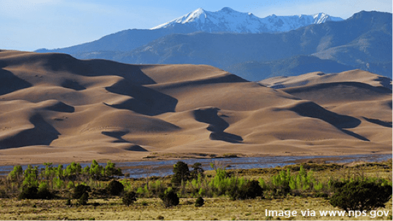 Taking on Colorado's Great Sand Dunes