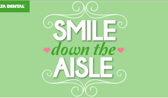 Wedding season is in full swing! Here's how to ensure an aisle-worthy smile: