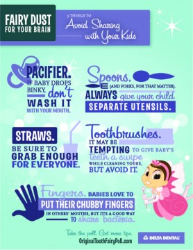 Things to Avoid Sharing