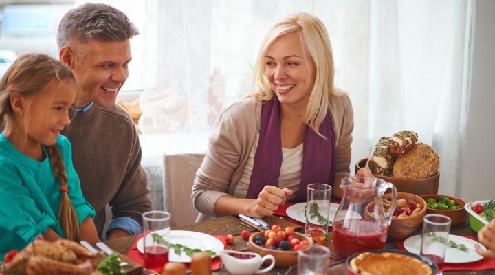 Anti-Guilt, Pro-Grin Thanksgiving Fare