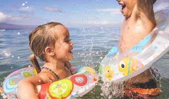 How to Keep Kids Healthy During the Dog Days of Summer