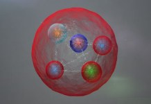 Pentaquark Illustration