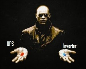 UPS Vs Inverter