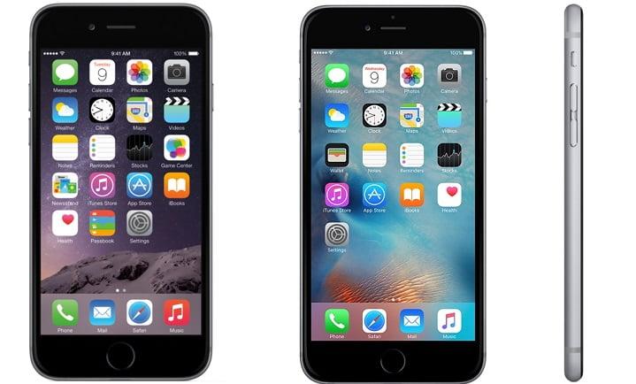 Apple iPhone 6S Models