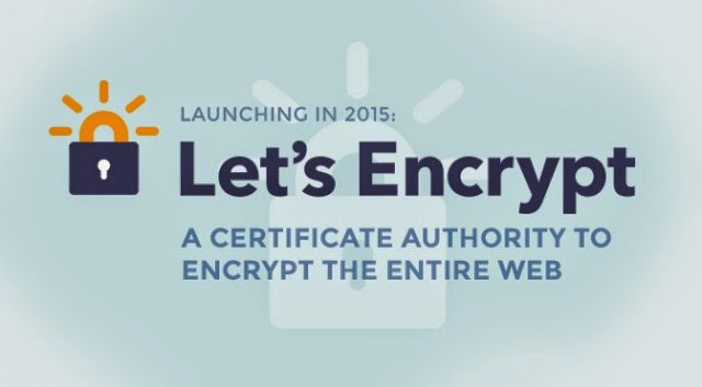 Free HTTPS Certificate from Cisco and EFF (Let's Encrypt)
