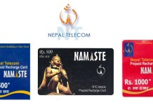 NTC Recharge Cards