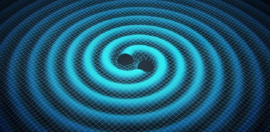 Gravitaional Waves Demonstration
