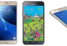 Samsung Galaxy J5, J7 2016 Edition