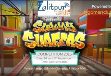 Lalitpur Mobile Complex Gaming Competition 2073