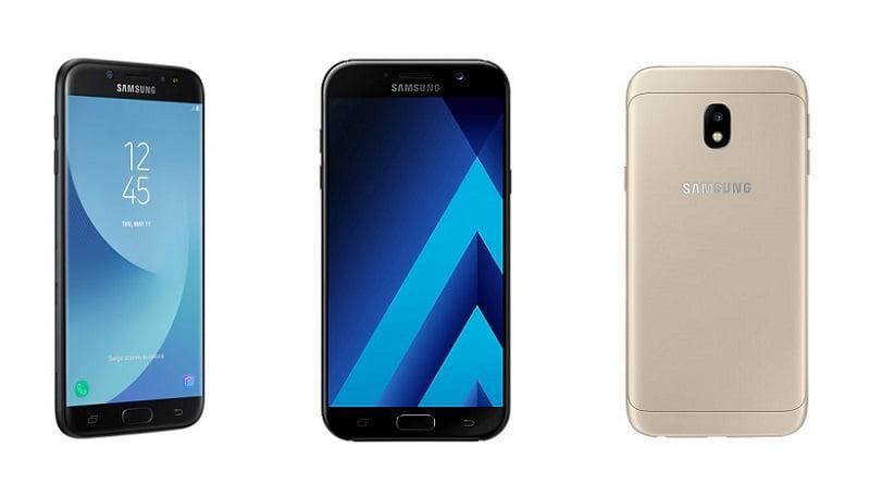 Samsung Galaxy A Series Vs J Series