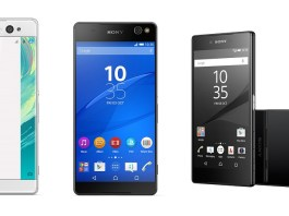 Latest Sony Xperia Mobile phones price in Nepal