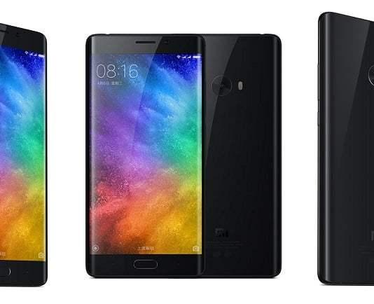 Xiaomi Mi Note 2 price in Nepal
