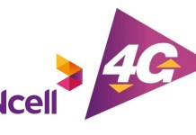 Ncell 4G in Nepal