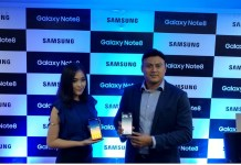 Samsung Galaxy Note 8 launch,price in Nepal
