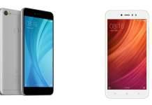 Xiaomi Y1 Redmi Note 5A Prime Price in Nepal
