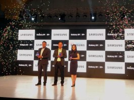 Samsung Galaxy S9, S9+ Launch, Price in Nepal