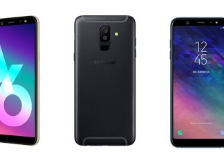 Samsung Galaxy A6 Price in Nepal