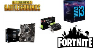 Budget Gaming Desktop in Nepal to play PUBG, Fortnite