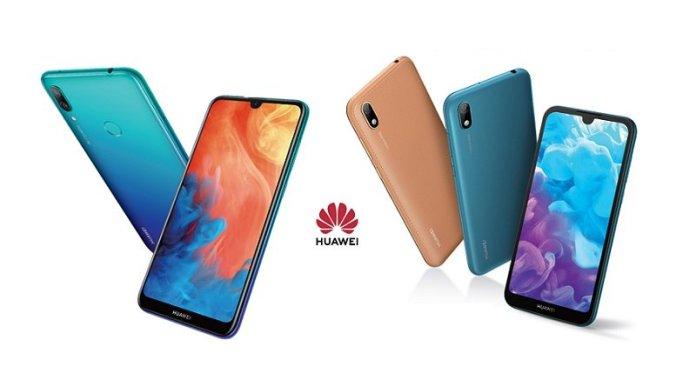 Huawei Y5 2019, Y7 Pro 2019