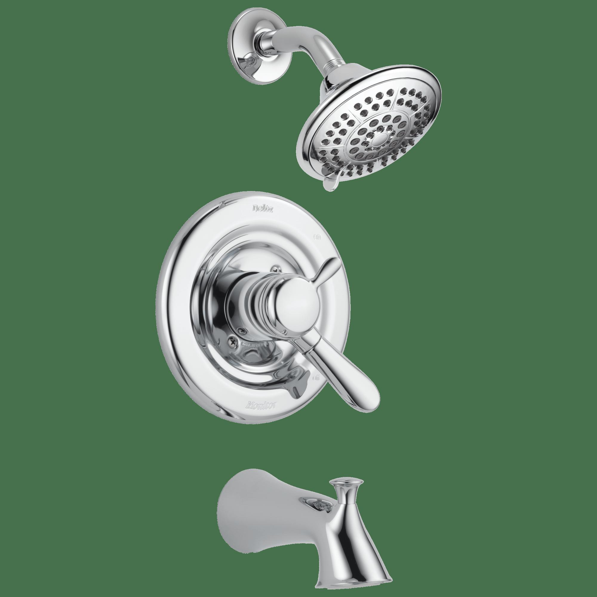 monitor 17 series tub shower trim