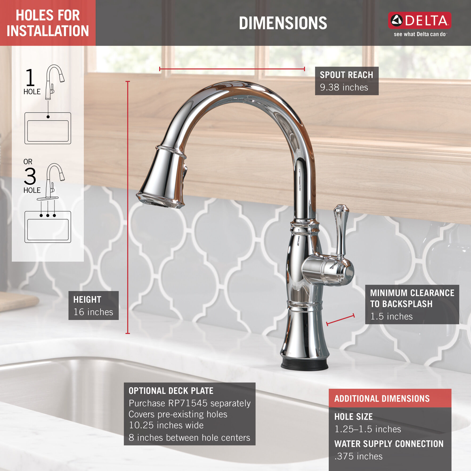 single handle pull down kitchen faucet with touch2o and shieldspray technologies