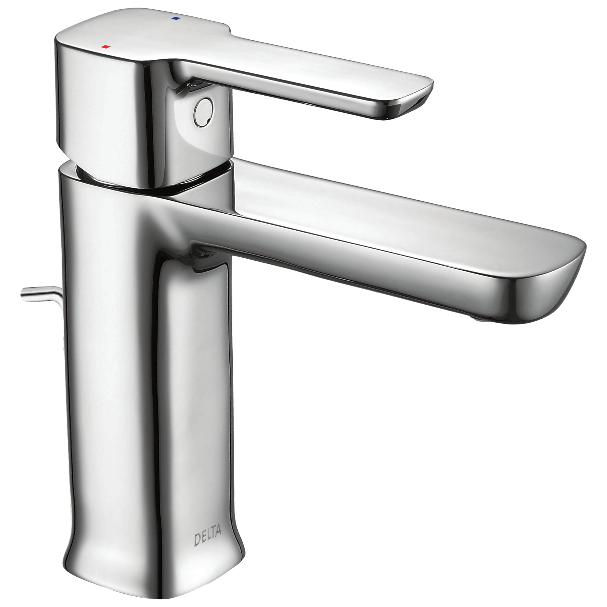single handle project pack bathroom faucet