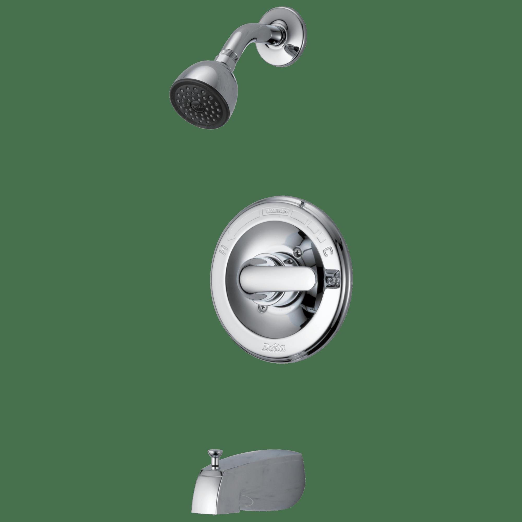 monitor 13 series tub shower