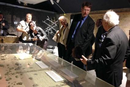 Inauguration du musée Opération Dynamo de Dunkerque